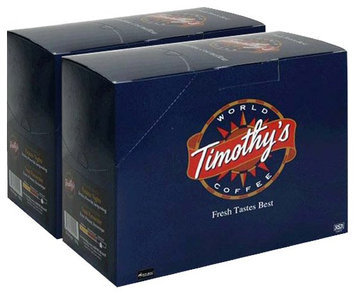 Timothy's World Coffee Parisian Nights, 24 ct K-Cups, 2 pk