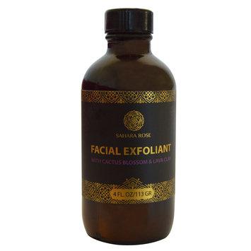 Sahara Rose Cactus Blossom & Lava Clay Facial Exfoliant