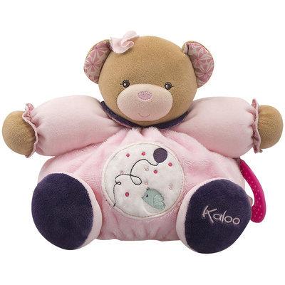 Kaloo Petite Rose Bear, Medium, Balloon with Teeting Ring
