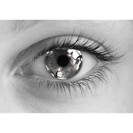 Special Effects Zombie Infection Halloween Contact Lenses