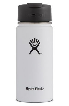 Hydro Flask 16oz Wide Mouth Vacuum Insulated Stainless Steel Water Bottle w/ Hydro Flip Cap
