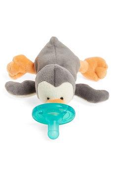 WubbaNub Infant Plush Toy Pacifier - Baby Penguin