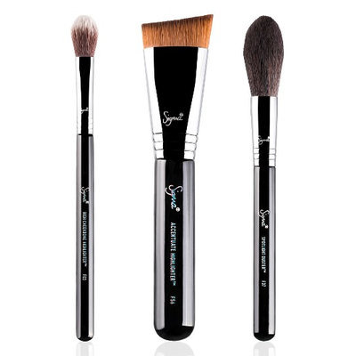 Sigma Beauty Highlight Expert Brush Set, Size One Size - No Color