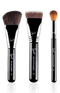 Sigma Beauty Contour Expert Brush Set, Size One Size - No Color