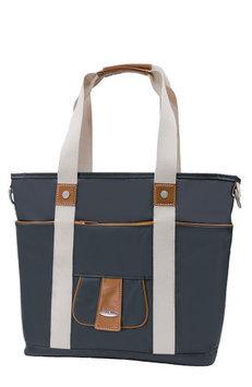 Infant Vilah Bloom Harbor Side Diaper Bag - Grey