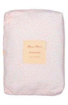 Meri Meri Set Of 2 Organic Cotton Pillowcases, Size One Size - Coral
