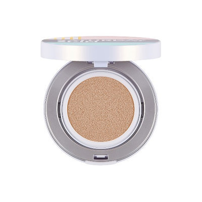 Saturday Skin All Aglow Sunscreen Perfection Cushion Compact SPF 50