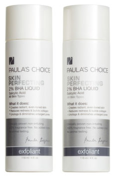 Paula's Choice Skin Perfecting 2% Bha Liquid Exfoliant Duo