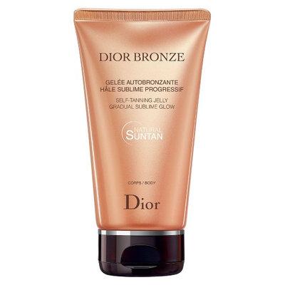 Christian Dior Dior Bronze Self Tanning Jelly Gradual Glow Body 150ml