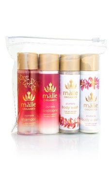 Malie Organics Plumeria Jet Set Collection