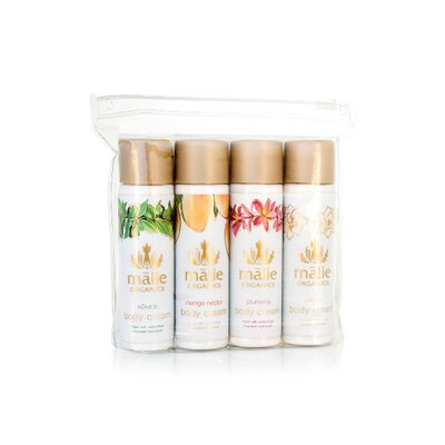 Malie Organics Body Cream Set