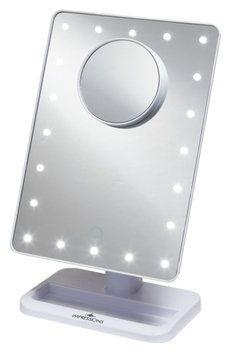Impressions Vanity Co. Touch Xl Dimmable Led Makeup Mirror With Removable 5X Mirror, Size One Size - White