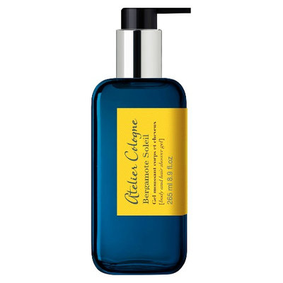 Atelier Cologne Bergamote Soleil Body & Hair Shower Gel