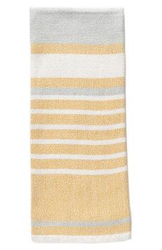 Lil Lemon By Zestt Stella Organic Cotton Blanket, Size One Size - Yellow