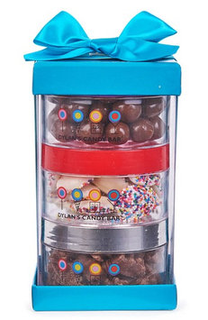Dylan's Candy Bar Chocolate Stack-A-Round 3-Pack Signature Gift Set