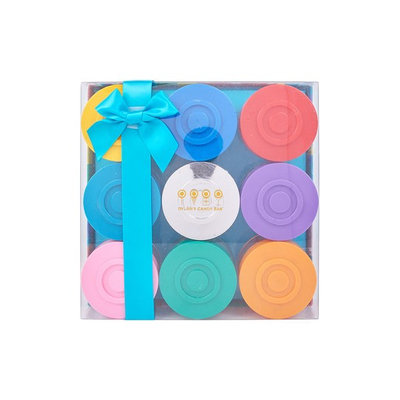 Dylan's Candy Bar Stack-A-Round Deluxe 9-Pack Signature Gift Set