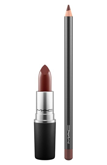 Mac Perfume MAC Lip Duo - Antique Velvet / Chestnut