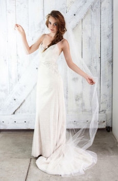Veil Trends J.picone Nosara Bridal Veil, Size One Size - Ivory