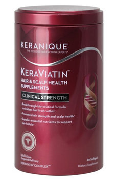 Keranique Keraviatin Hair & Scalp Health Supplements