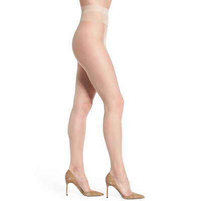 Fossil Donna Karan Hosiery Medium Tone A01 The Nudes Sheer To Waist Pantyhose