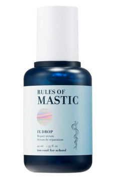Too Cool For School Rules Of Mastic Ix Drop