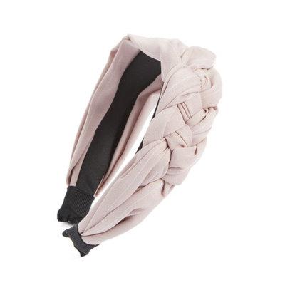 Berry Braided Headband, Size One Size - Pink