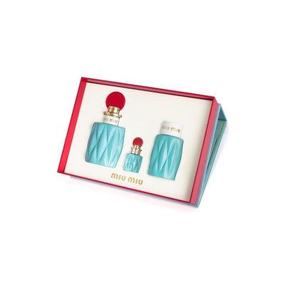 Miu Miu Eau De Parfum Set (Limited Edition)