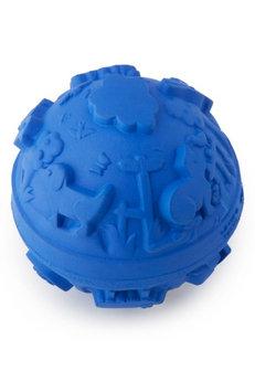 Infant Oli And Carol Baby Ball Teething Toy, Size One Size - Blue