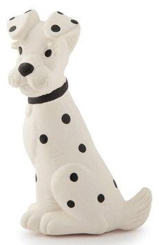 Infant Oli And Carol Spot The Dog Teething Toy, Size One Size - White