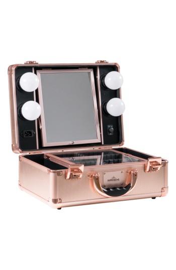 Impressions Vanity Co. Slaycase(TM) Vanity Travel Case, Size One Size - Rose Gold