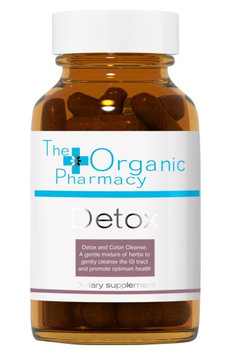 The Organic Pharmacy Detox: Colon Cleanse & Gut Repair 60 Capsules