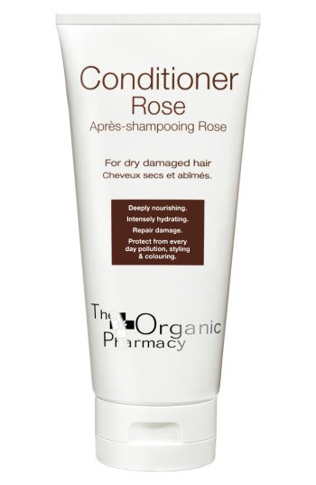 The Organic Pharmacy Intensive Rose Conditioner 200ml-Colorless