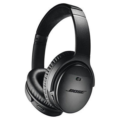 Boser Bose Quietcomfort 35 Acoustic Noise Cancelling Bluetooth Headphones Ii, Size One Size - Black