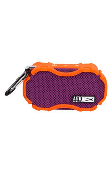 Altec Lansing Baby Boom Waterproof Wireless Speaker, Size One Size - Orange