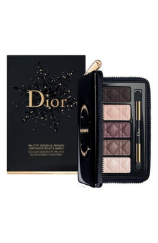 Christian Dior Dior Holiday Glow & Smoky Contrast Colour Design Eye Palette