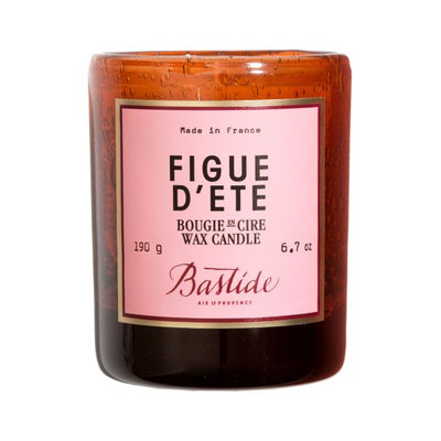 Bastide Candle, Size One Size - Coral