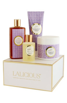 Lalicious Sugar Lavender At Home Spa Collection