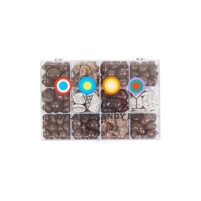 Dylan's Candy Bar Signature Dark Chocolate Tackle Box