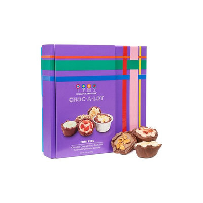 Dylan's Candy Bar Choc-A-Lot Chocolate Covered Mini Pies