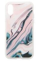 Sonix Blush Quartz Print Iphone X Case - Pink