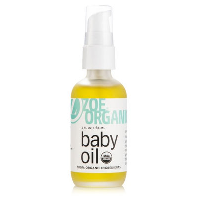 Infant Zoe Organics Baby Oil, Size One Size - White