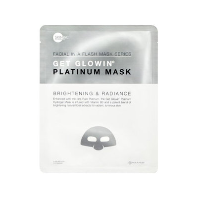 Skin Inc. Get Glowin' Platinum Mask