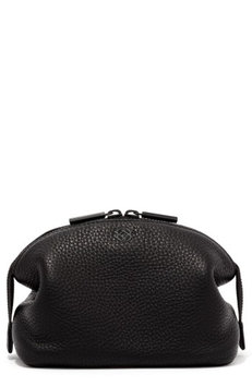 Dagne Dover Small Lola Pouch, Size One Size - Onyx