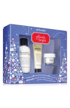 philosophy all is smooth, all is bright gift set