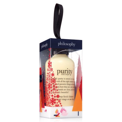 Philosophy Purity Made Simple One-Step Facial Cleanser Ornament