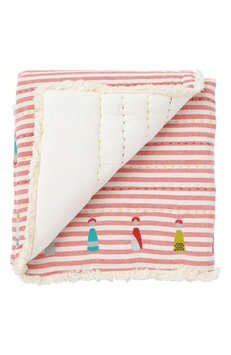 Petit Pehr Little Peeps Play Blanket, Size One Size - Pink