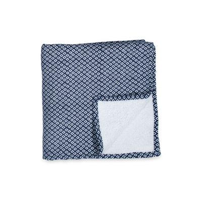 Uchino Zero Twist Print Wash Cloth