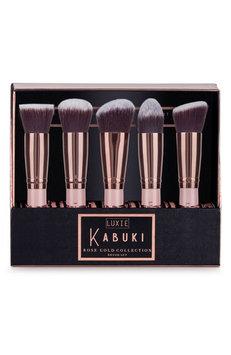 Luxie Rose Gold 5-Piece Kabuki Brush Set, Size One Size - No Color