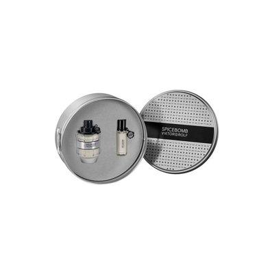 Viktor & rolf Spicebomb Fresh Magnetic Set ($148 Value)