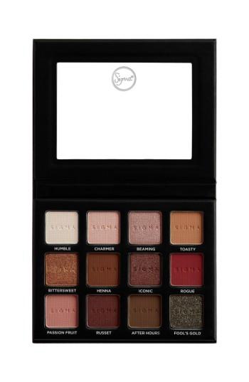 Sigma Beauty Warm Neutrals Volume 2 Palette - No Color
